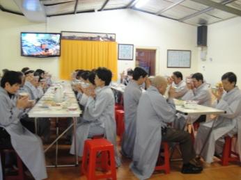 lunch liturgy